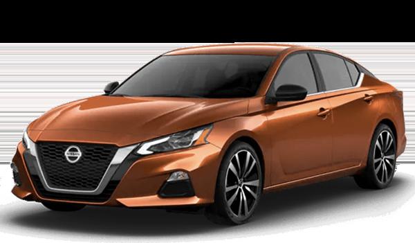 Bronze 2019 Nissan Altima