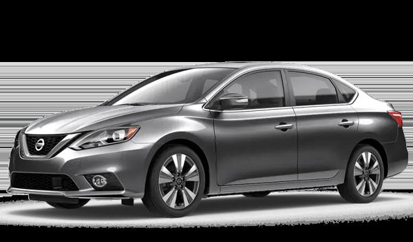Silver 2019 Nissan Sentra