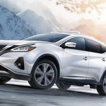 2019-Nissan-Murano-all-wheel-drive