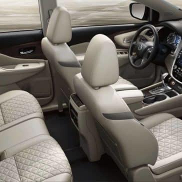 2019-Nissan-Murano-interior-seating