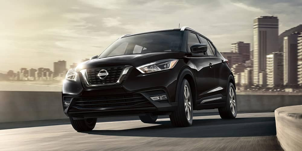 2019 Nissan Kicks Driving