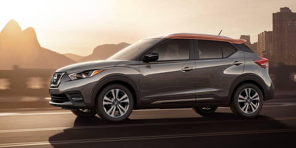 2019 Nissan Kicks Parked