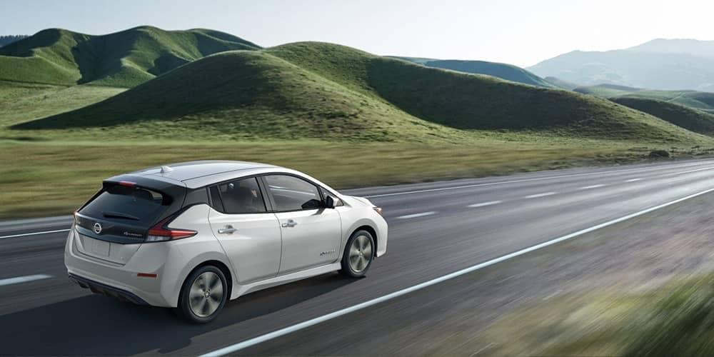 2019 Nissan Leaf Rear