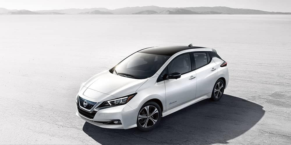 2019 Nissan Leaf Top