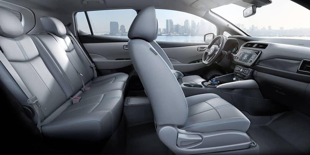 2019 Nissan Leaf Seating