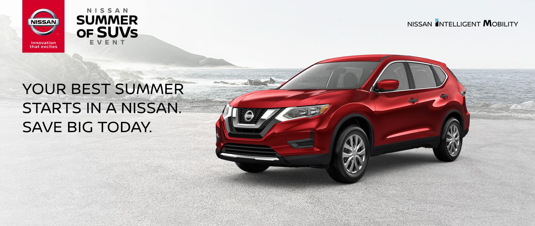 Summer of SUV's Sales Event