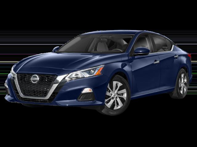 2019 Nissan Altima Blue