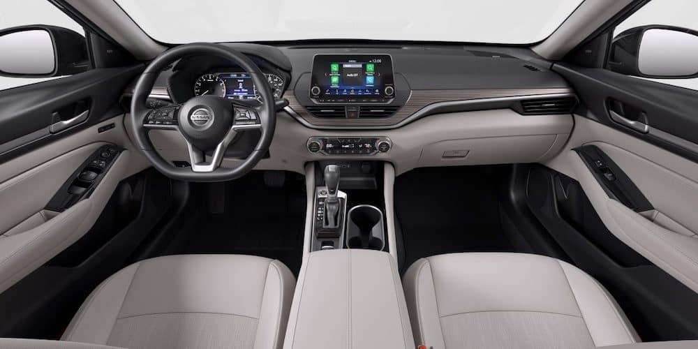 2020 Nissan Altima Interior Cabin