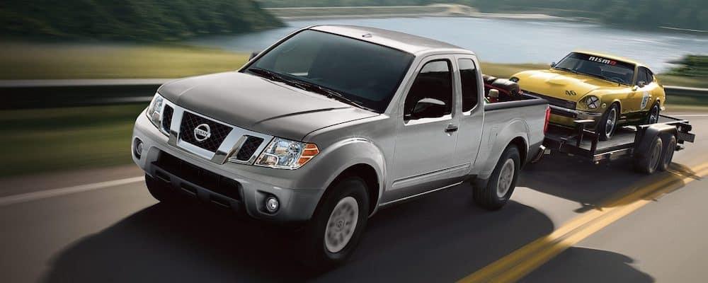 2019 Nissan Frontier Towing NISMO Car