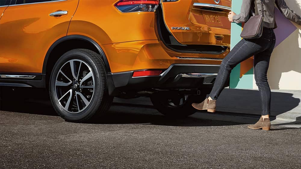2020 Nissan Rogue Handsfree Tailgate