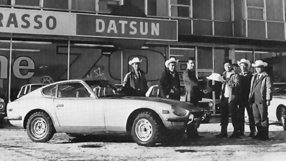 Nissan 240z Prototype