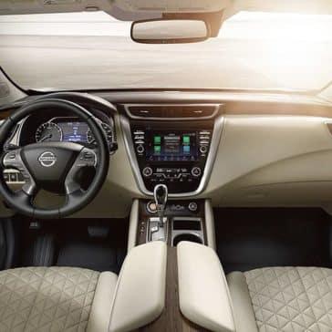 2020 Nissan Murano Dash