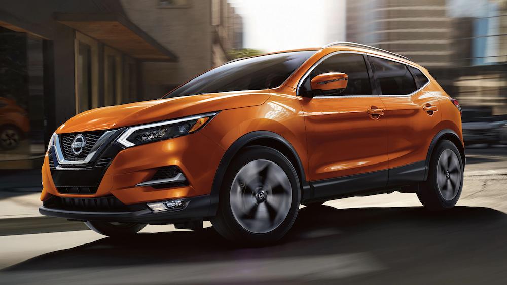 Orange-2020-Nissan-Rogue-Sport