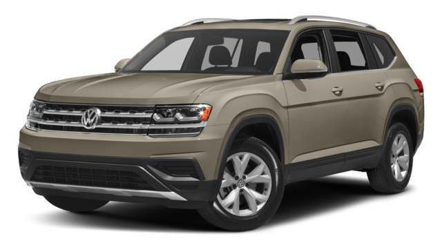 2018 Volkswagen Atlas Tan