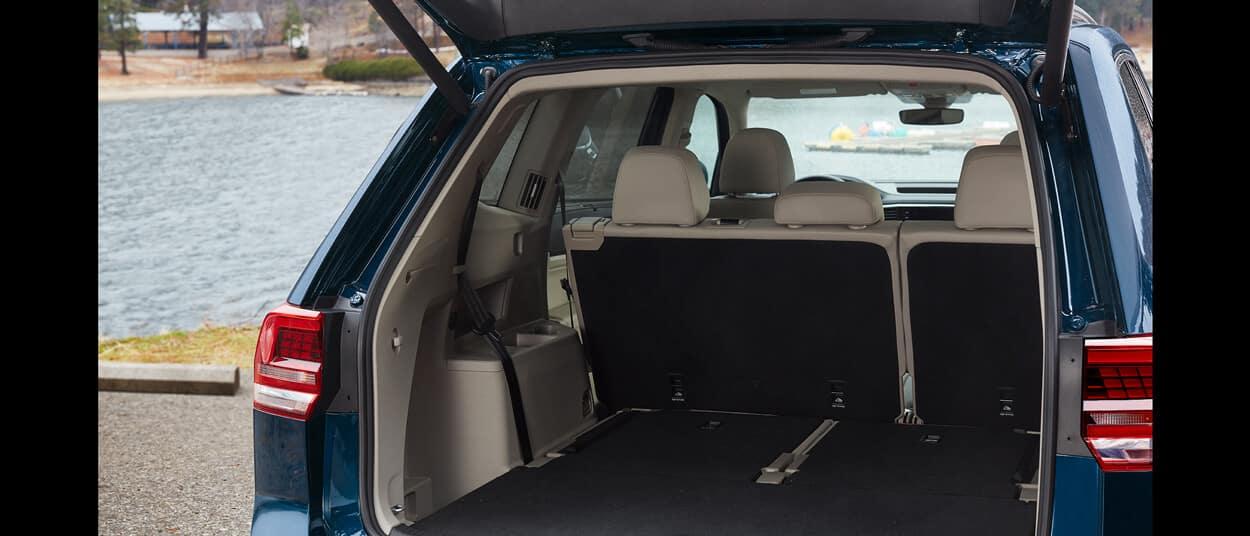 2018 Volkswagen Atlas Trunk