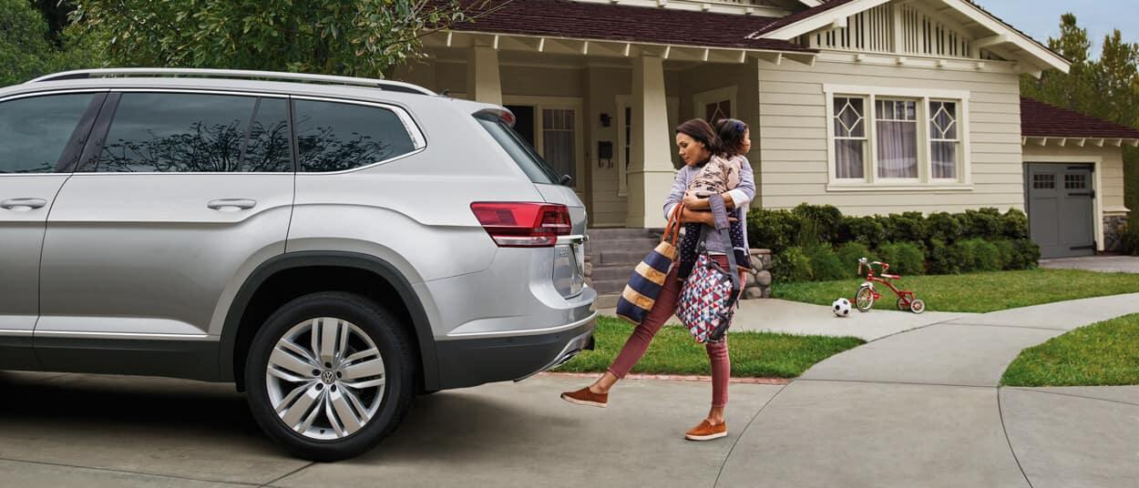 2018 Volkswagen Atlas Convenience