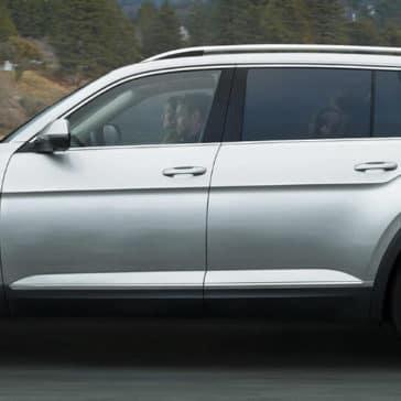 2018 Volkswagen Atlas Side