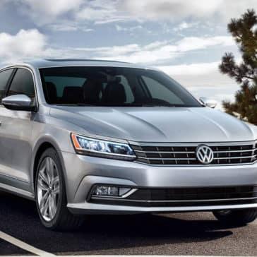 2018 Volkswagen Passat Silver