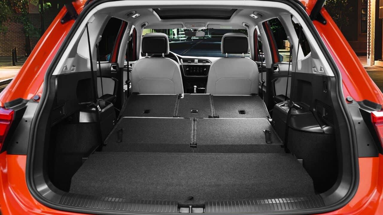 2018 Volkswagen Tiguan Interior Images & Specs | Auffenberg Volkswagen