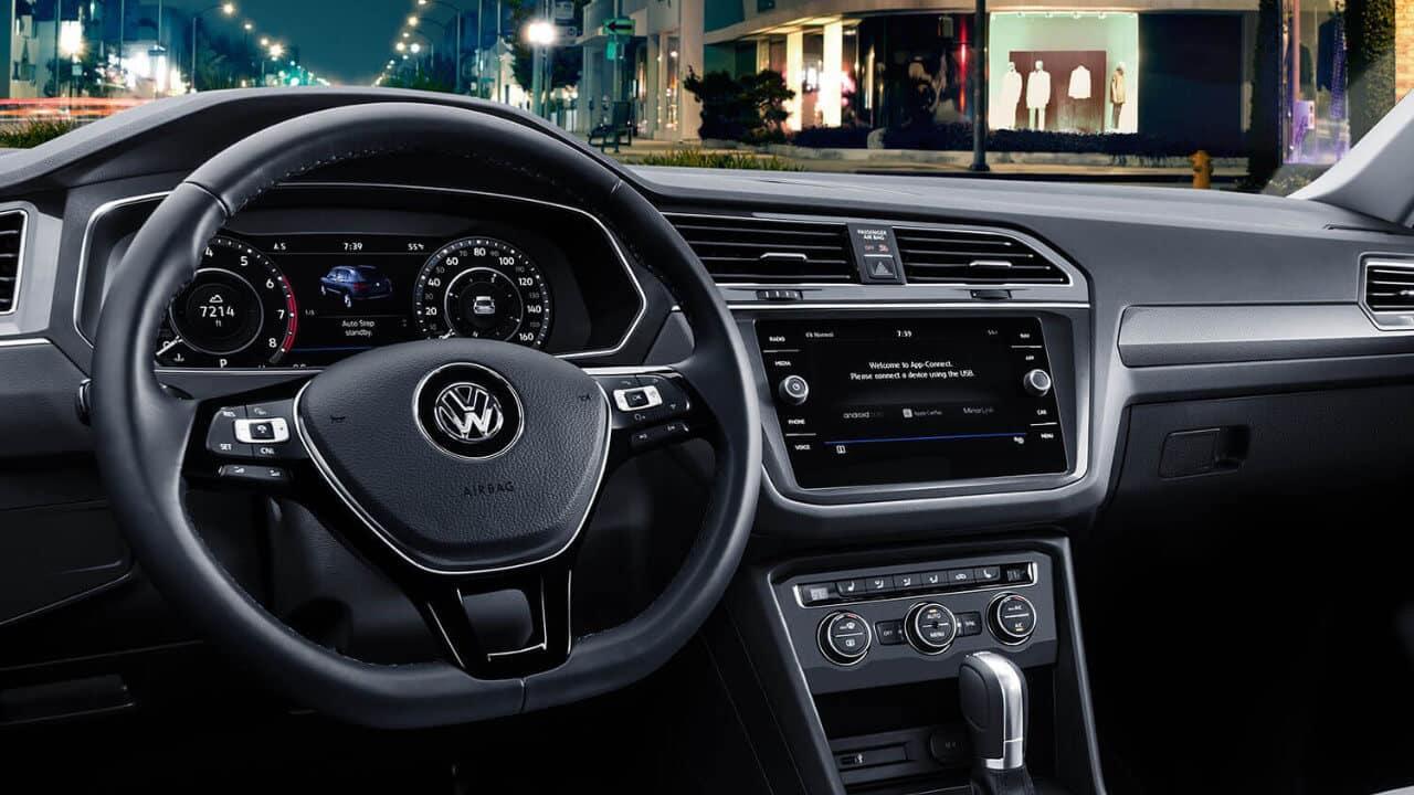 Volkswagen tiguan interior photos - Volkswagen tiguan interior ...