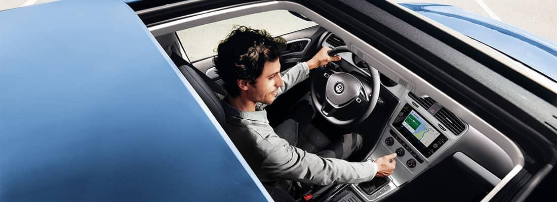 2018 VW Golf Driver