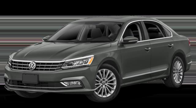 2018 VW Passat Compare