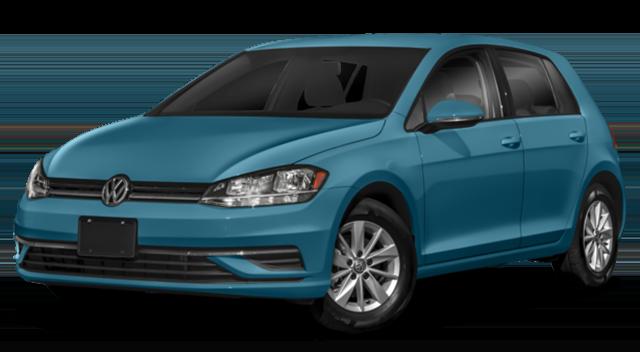 2018 VW Golf Teal