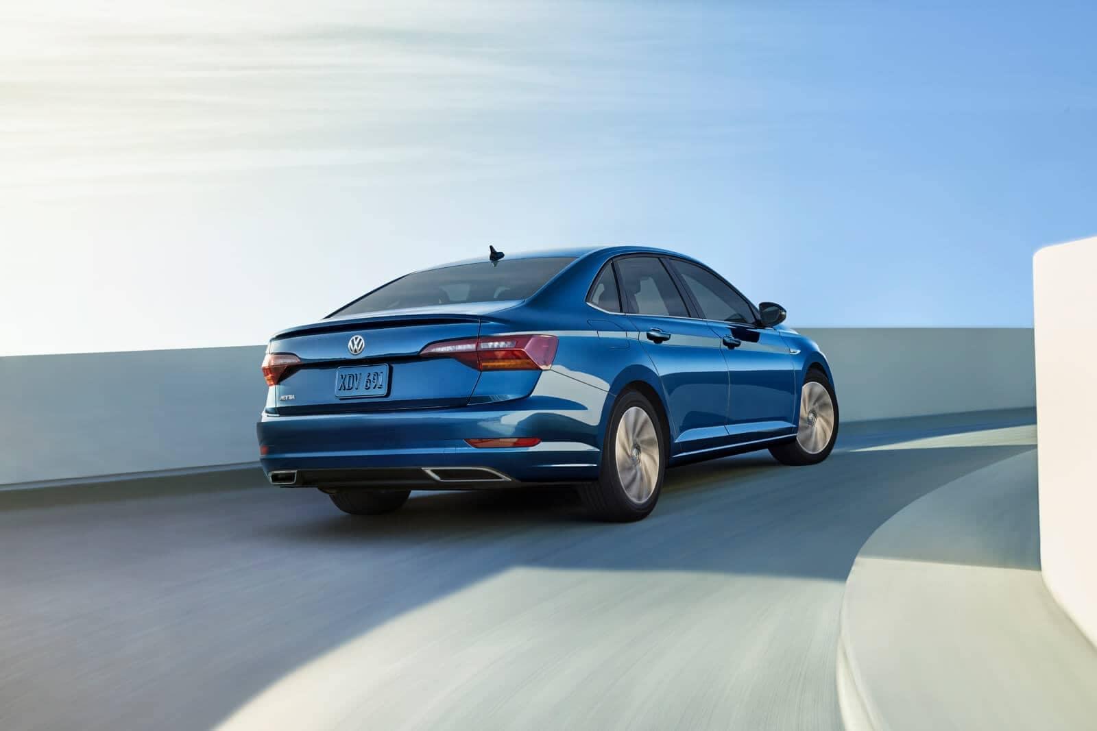 2019 VW Jetta Blue