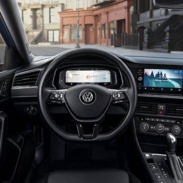 2019 VW Jetta Dash