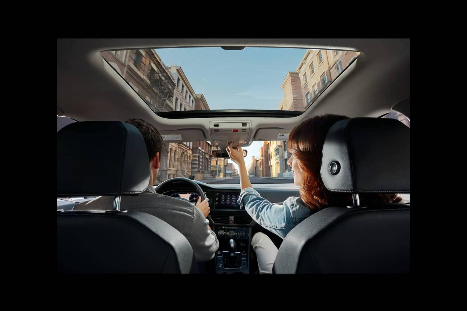 2019 VW Jetta Interior