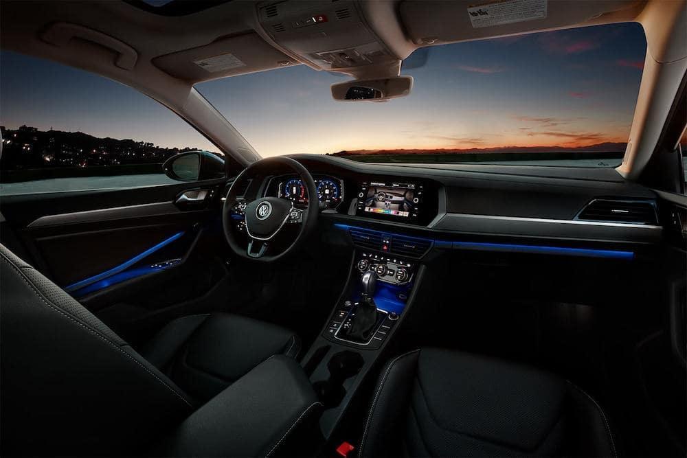 2019 Volkswagen Jetta Interior Features Dimensions Auffenberg