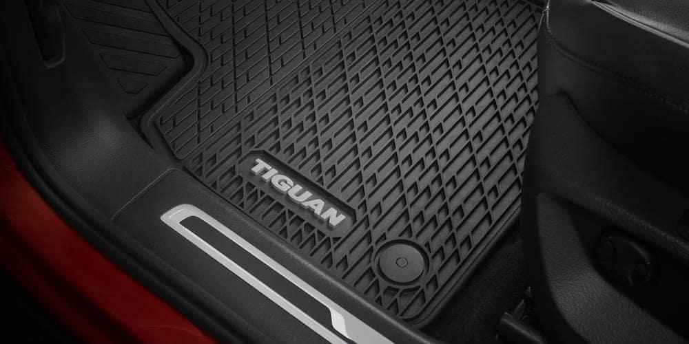 Volkswagen Tiguan Floor Mat