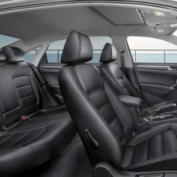 2019 VW Passat Seating