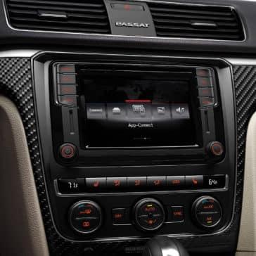2019 VW Passat Touchscreen