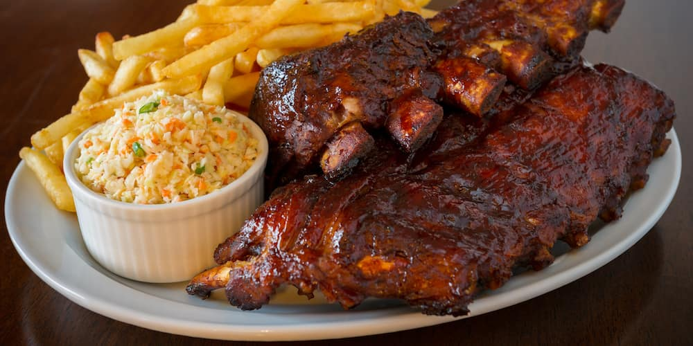 BBQ and Fries