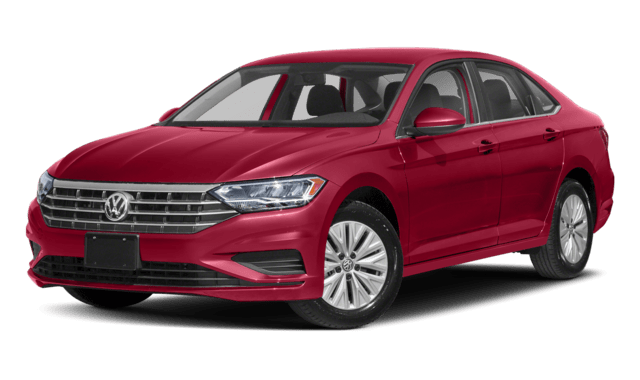 2019 VW Jetta Red