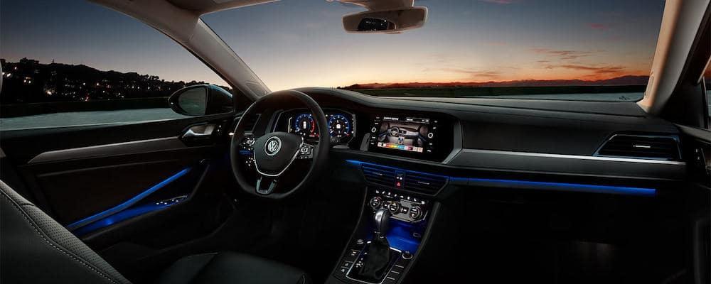 2019 VW Jetta Interior Ambient Lighting