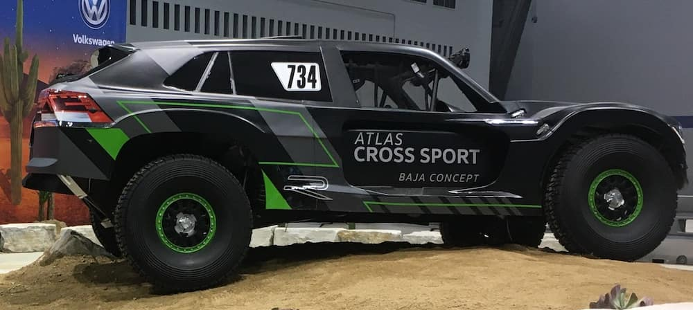 Atlas Cross Sport Baja Concept