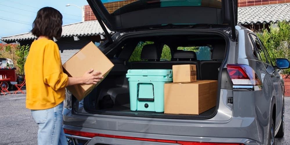 2020 VW Atlas Cross Sport Cargo