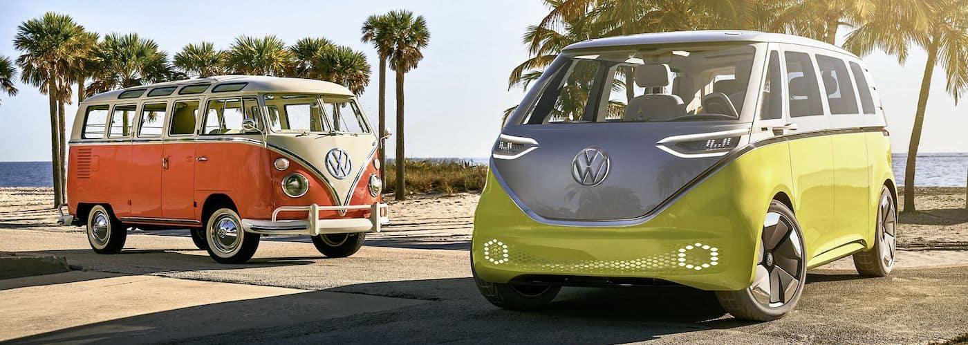 VW Electric Concepts