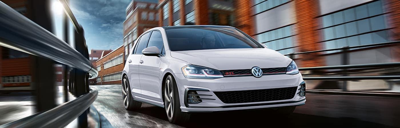 2020 VW Golf on Street