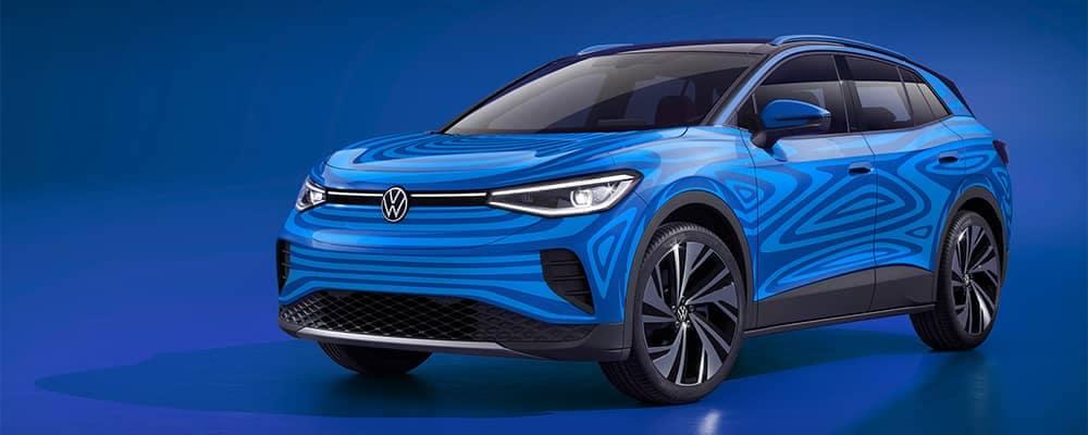 VW ID 4 Concept