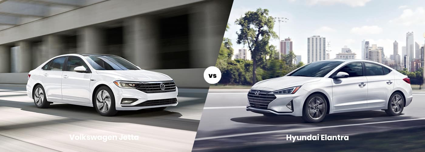 Volkswagen Jetta vs. Hyundai Elantra