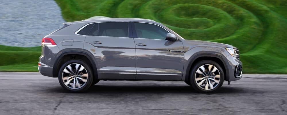 VW Atlas Cross Sport Side Profile