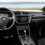 2021 volkswagen tiguan black interior