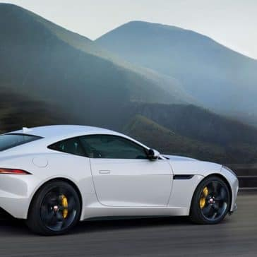 2019 Jaguar F-Type R in yulong white
