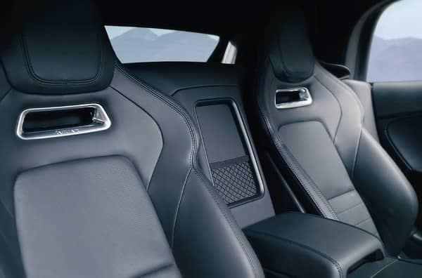 seats in 2019 Jaguar F-TYPE
