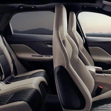 2019 Jaguar F-Pace Comfort