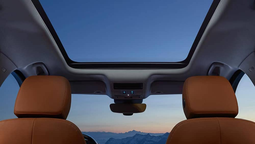 2019 Jaguar F-Pace Moonroof