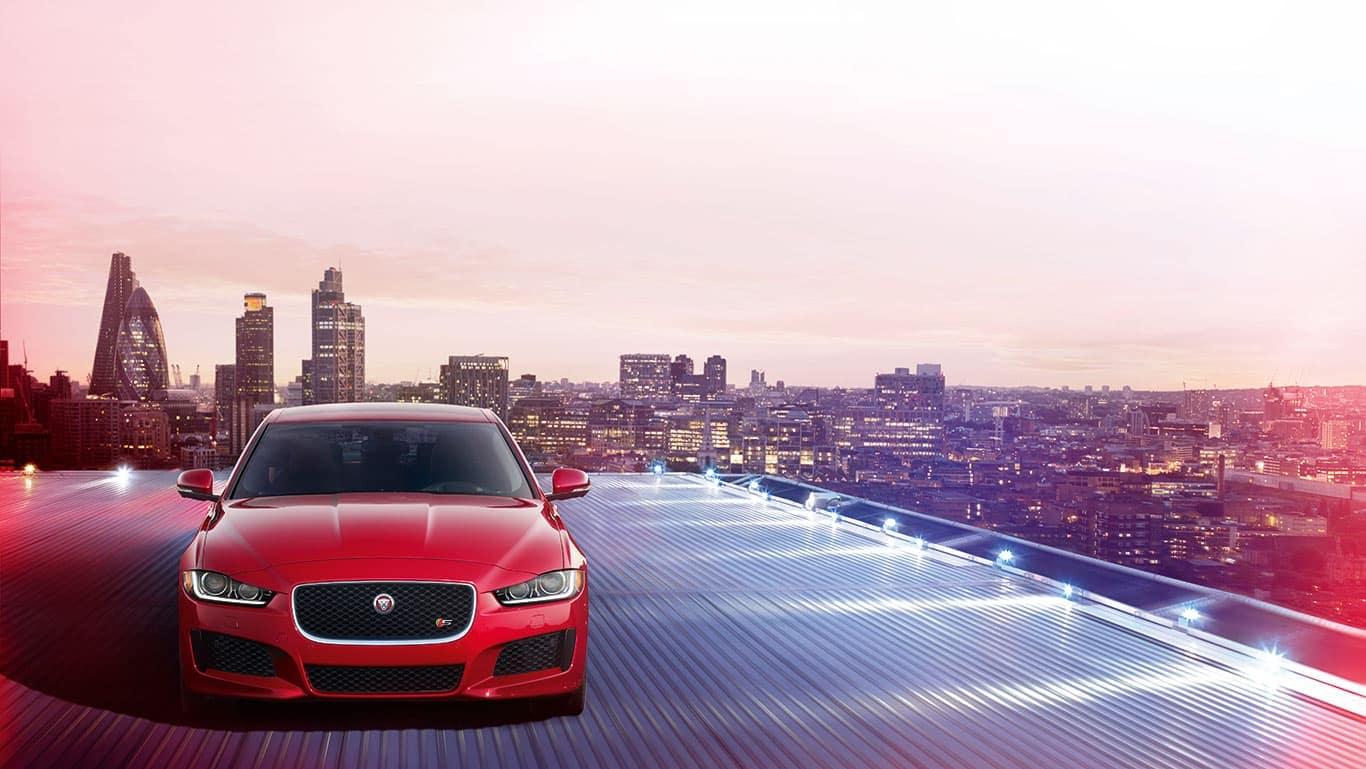 2019 Jaguar XE Parked